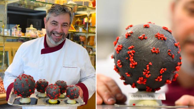 chocolatier coronavirus chocolat