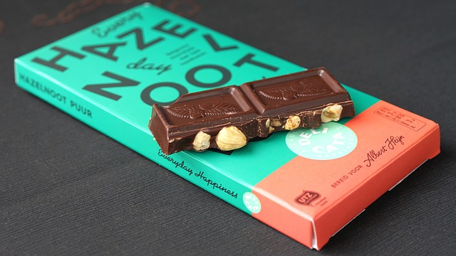 emballage chocolat