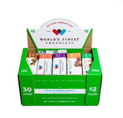 World's Finest Chocolate 30 count