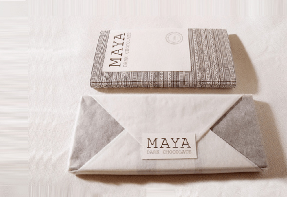 Maya Chocolates Packaging