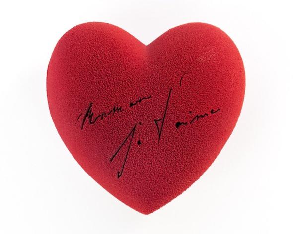 l'amour manuscrit de Patrick Roger
