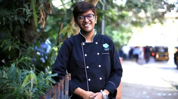 chef Harsh Kedia