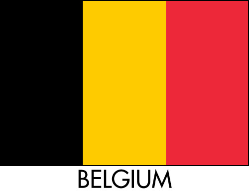 Drapeau de Belgique©