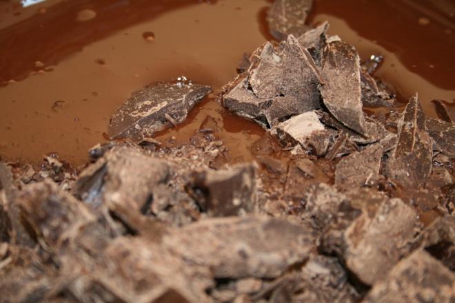La préparation du chocolat© ChocoClic
