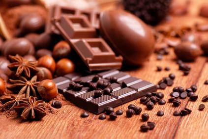 Chocolat, noix et épices©