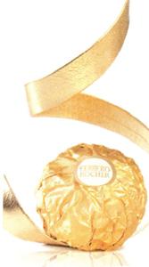 Ferrero Rocher fête ses 30 ans au salon du chocolat
