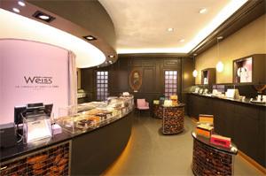 La chocolaterie Weiss : Nouvelle boutique à Strasbourg, Nouveaux produits...