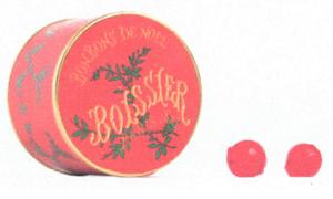 Noël 2012 en pain d'épices à la Maison Boissier