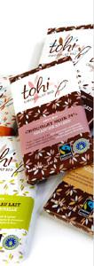 Craquez pour le voyage sensoriel des chocolats bio Tohi !