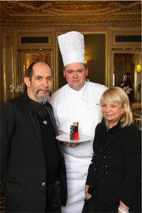 Marithé et François Girbaud lancent leur première pâtisserie