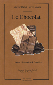 Le chocolat par Vincent Dallet sur Village de Noël de Reims
