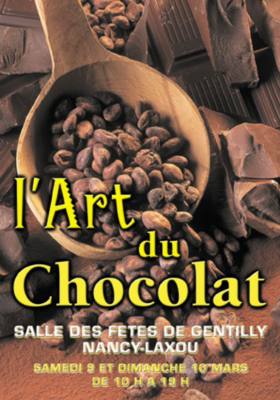 L'art du chocolat à Nancy