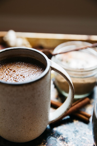 Chocolat chaud©Rachael Gorjestani on Unsplash