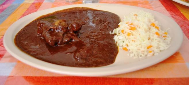 Mole Mexicain©