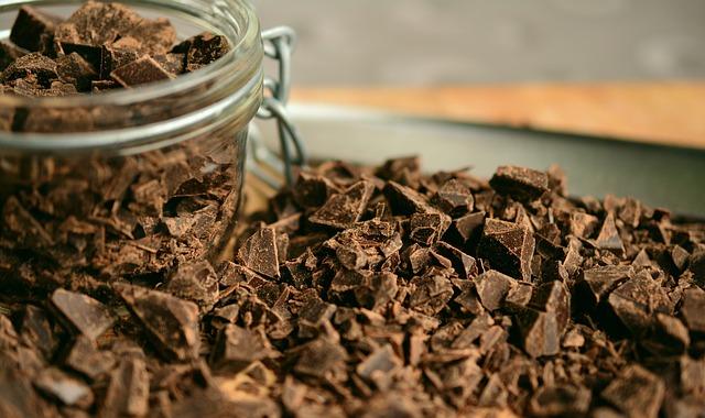chocolat en copeaux©