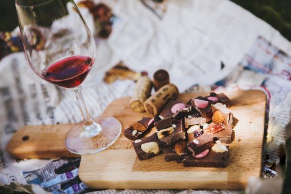 © Sognovino Vin et chocolat