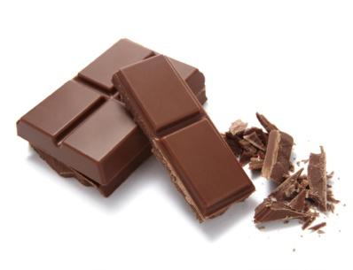 Barre de chocolat©
