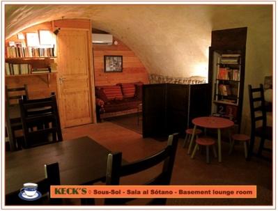 KECK'S Café Nature Shop pour les accros du Chaudcolat !