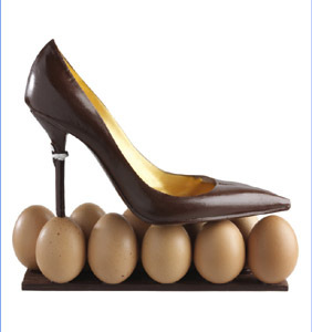 Les oeufs de Pâques comme vous ne les avez jamais vus, de Jean-Paul Hévin