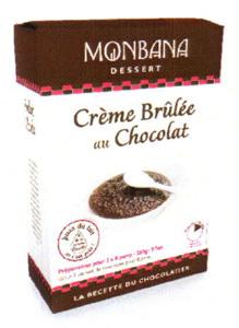 """Les recettes """"Monbana Dessert"""" : de délicieux desserts en un tour de main !"""