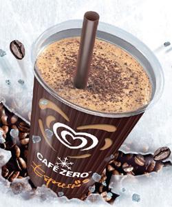 Le Café Zero par Unilever