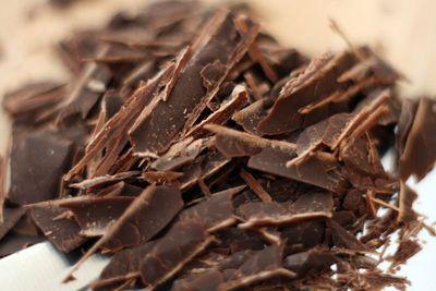 Chocolat rapé©