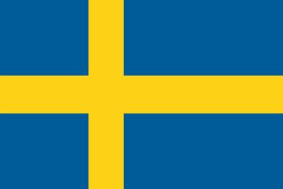 Drapeau de Suède
