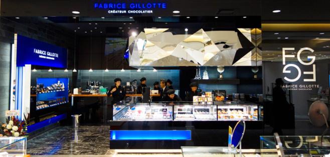 Le Japon fait le plein avec Fabrice Gillotte