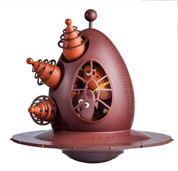En avant Pâques, destination Planète chocolat !