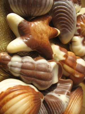 Le chocolatier Jean Michel Perruchon