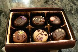 Confiserie au chocolat