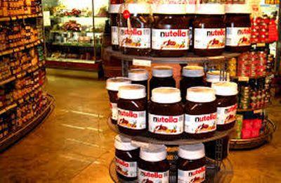 Pots de Nutella