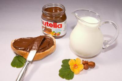Le Goûter au Nutella