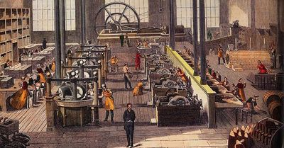 Industrialisation de la fabrication de chocolat
