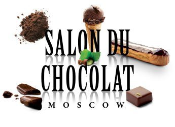 Le Salon du Chocolat de Moscou en Russie