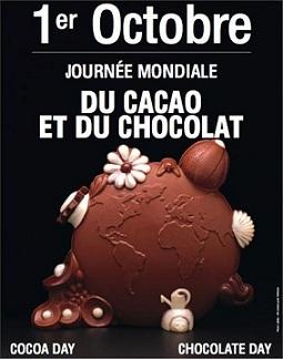 Journée Mondiale du Cacao et du Chocolat