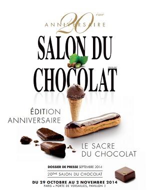 Le Salon du Chocolat de Paris