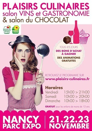 Salon de chocolat Nancy