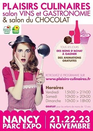 Salon de chocolat Nancy