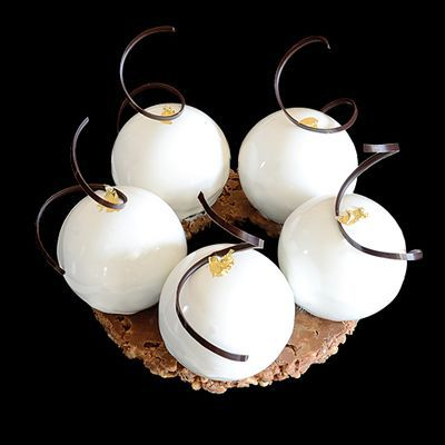 Le chocolatier Patrick Agnellet influencé par Edgar Grospiron