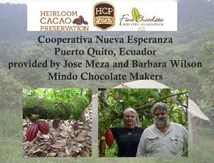 L'initiative de préservation du cacao Heirloom