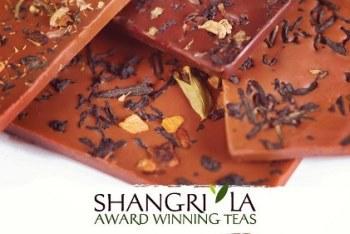 La prochaine innovation ? Le chocolat…au thé !