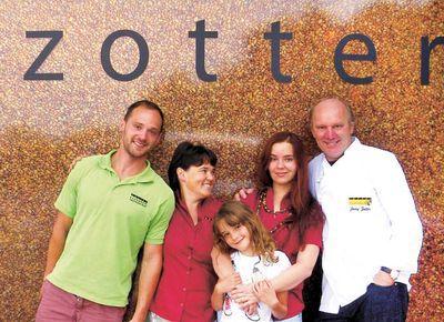 La Maison Zotter, l'éco-chocolaterie