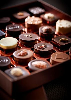 Chocolats Caffet