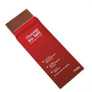 Chocolat au lait - Jules