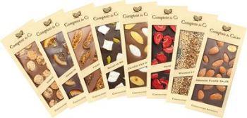 Tablettes - Comptoir du Cacao