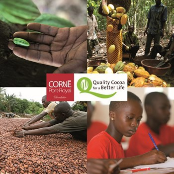 Corne Quality Cocoa for Better Life