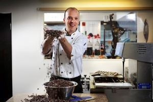 David Maenhout - Chocolaterie M