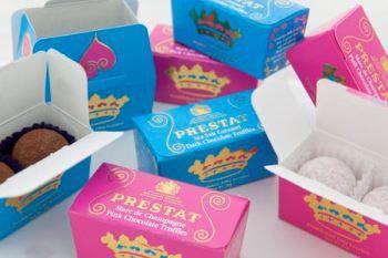 Boîtes de Minis Truffles Prestat