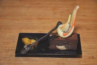dessert- photo by Fern Gavelek